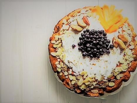 Gulerodskage opskrift, Hjertesund kage, SuperOtium