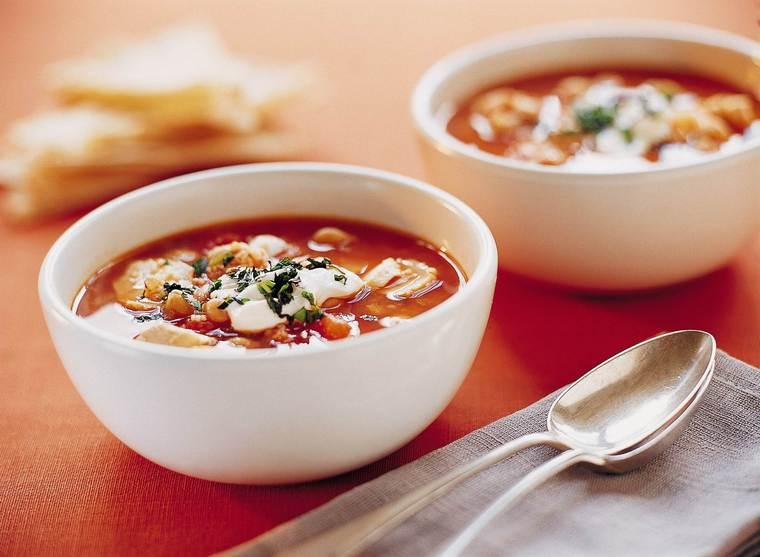 Krydret fiskesuppe med tomat, opskrift, SuperOtium, Hjerte sunde opskrifter