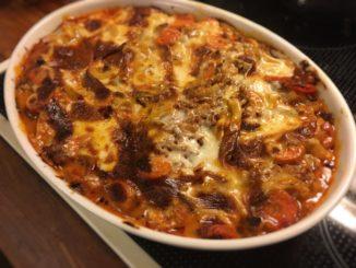 Lasagne opskrift, vegetar, grøn, SuperOtium