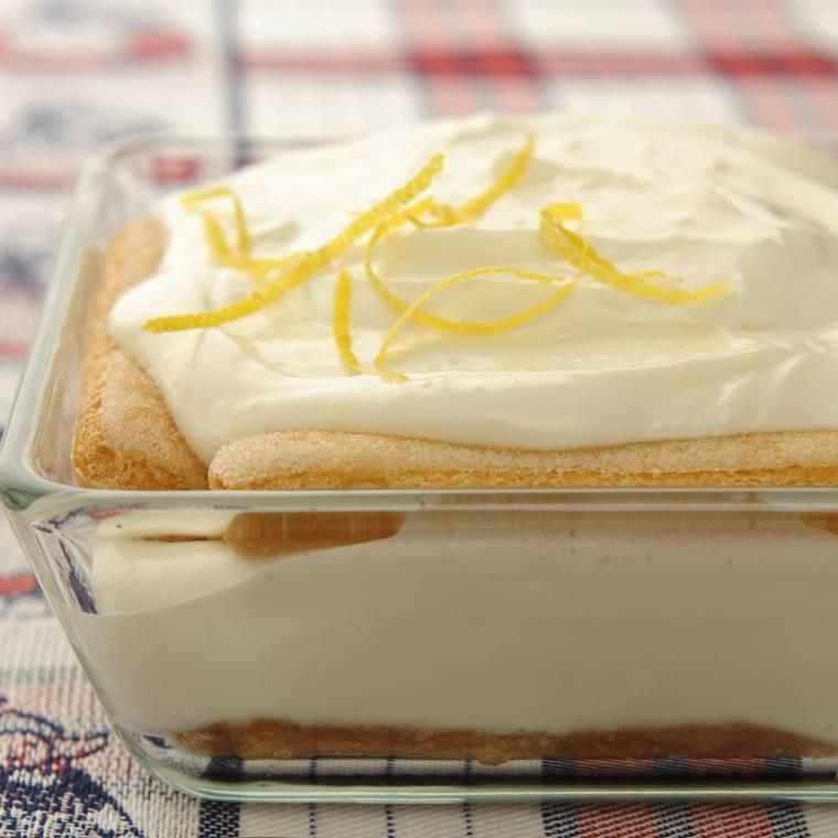 Citron yoghurt pudding, hjerte sund opskrift, SuperOtium, Hollands Hjerte forening