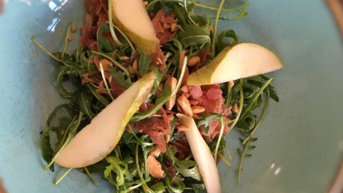 Rå tun salat opskrift, hjertesund, god for leddene, SuperOtium, madplan, Rucolasalat med tun